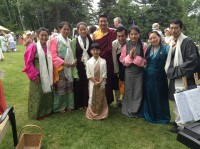 The Ripa Community with Jigme Rinpoche in Halifax